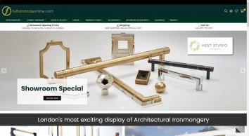 Fulham Brass & Ironmongery Limited