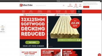 FTM – Fulham Timber & Builders Merchants