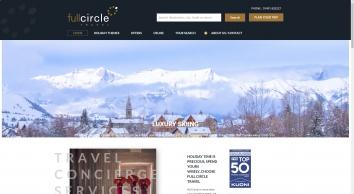 Full Circle Travel