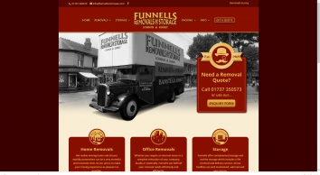 Funnell\'s Removals