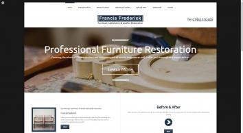 Francis Frederick Furniture Restoration