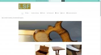 London School of Furniture Making