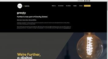 Further - Digital Marketing Agency // Norwich, Cambridge & London