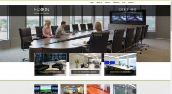 Fusion Executive Furniture