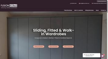 Sliding wardrobes Belfast, Fitted Wardrobes, Walk-in wardrobes