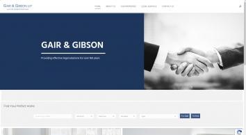 Gair & Gibson, Falkirk