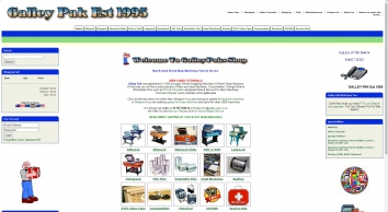 Shrink Wrapping Machines   Spares, Parts & Service