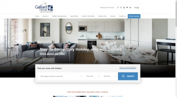 Galliard Homes - Marine Wharf East