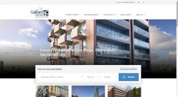 Galliard Homes - Marine Wharf East