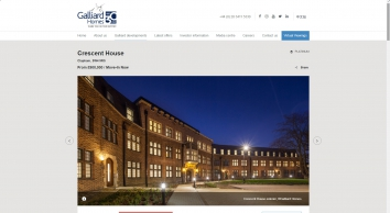 Crescent House | Galliard Homes