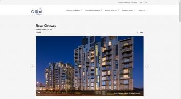 Royal Gateway  |  Galliard Developments  |  Galliard Homes