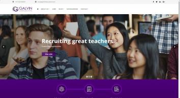 Galvin Global Education | Recruitment Agency in Dubai