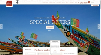 Gambia Experience