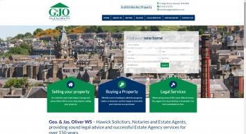 G & J Oliver | Scottish Borders Property & Legal Services