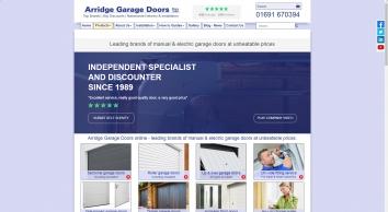 Arridge Garage Doors