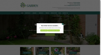 Garden Blueprints