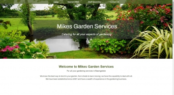 Mike\'s Gardening Services