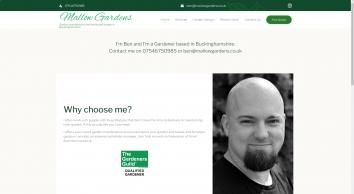 Gardener Ben