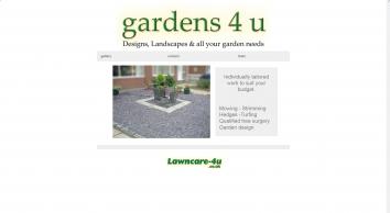 Gardens 4U