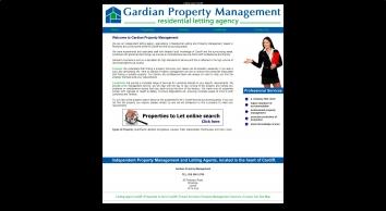 Gardian Property Management, Rhiwbina