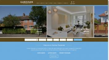 Gardiner Residential, Ealing