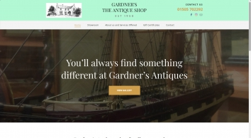 Gardners The Antique Shop