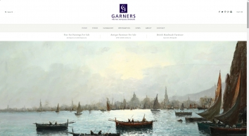 Oil Paintings For Sale | Antique Furniture For Sale|Garners Antiques