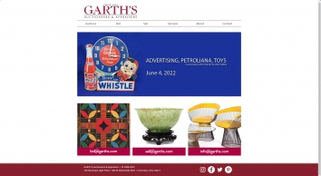 Garth\'s Auctions