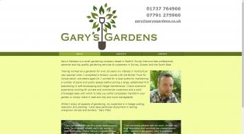 Gary's Gardens. Hedge Cutting, Pruning, Lawn Repair, Fencing