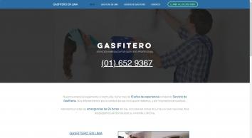 GASFITERO LAS 24 HORAS   ATENCIÓN INMEDIATA AL (01) 732 7754