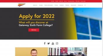 Gateway Sixth Form College