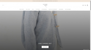 Gather&See | Shop Sustainable Ethical Fashion Online