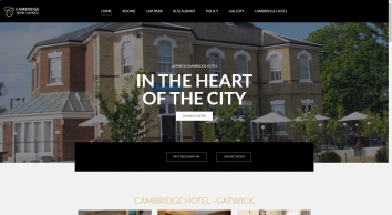 Cambridge Hotel Gatwick