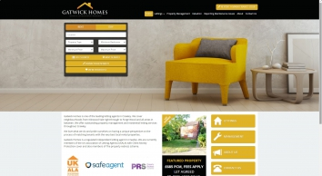 Gatwick Homes   Letting agents in Crawley, Estate Agents Crawley