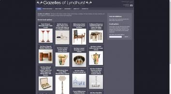 Gazelles of Lyndhurst