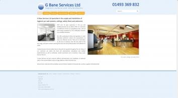 G Bane Services Ltd