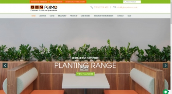 Gbn Primo (Restaurant Furniture) Ltd