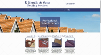 G Brodie And Sons Roofing Services