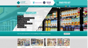 GDP Design & Shopfitting