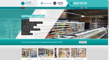 GDP Design & Shopfitting