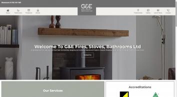 G&E Fires Stoves Bathrooms Ltd