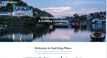 Ged King Plans Ltd