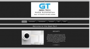 Geek-tech Home Automation
