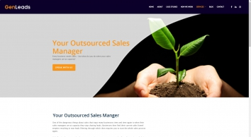 Your Outsourced Sales Manager - Gen Lead