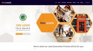 Gen Leads | Australian based lead generation & outbound marketing services