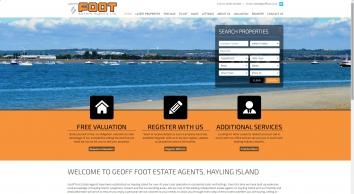 Geoff Foot Estate Agents, Hayling Island