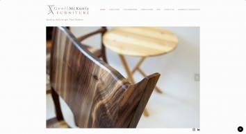 Geoff McKonly Furniture