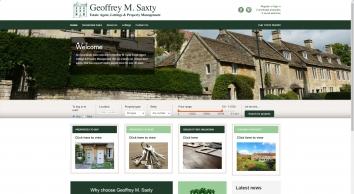 Geoffrey M Saxty, Bradford-on-Avon