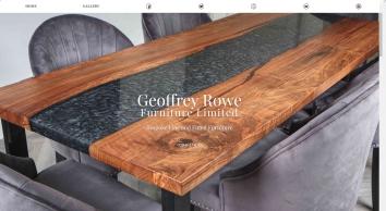 Geoffrey Rowe Furniture