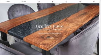 Geoffrey Rowe Furniture